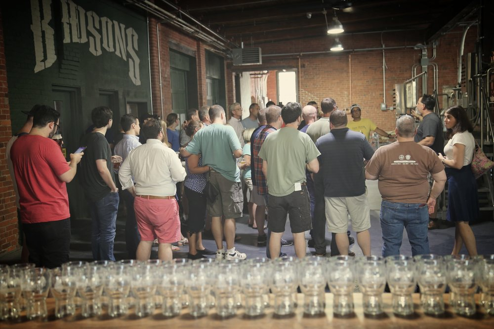 PRIVATE PARTIES - Host your next event in our brewery! We offer private and semi-private options for a kickass party experience.Click here to check out our PDF with all the details.