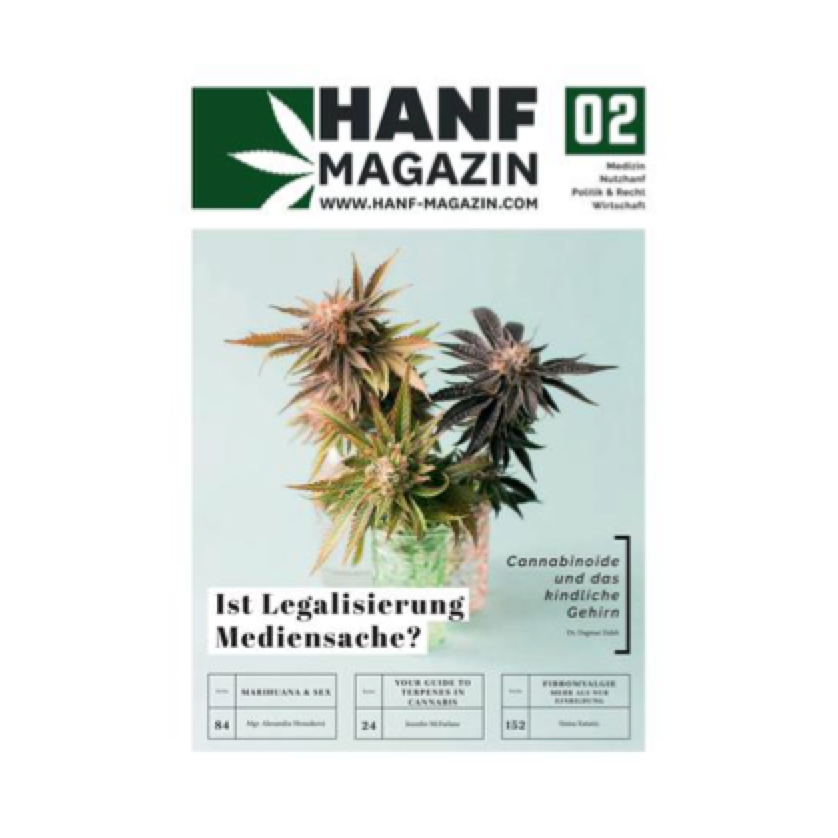 Hanf Magazin Sana Packaging
