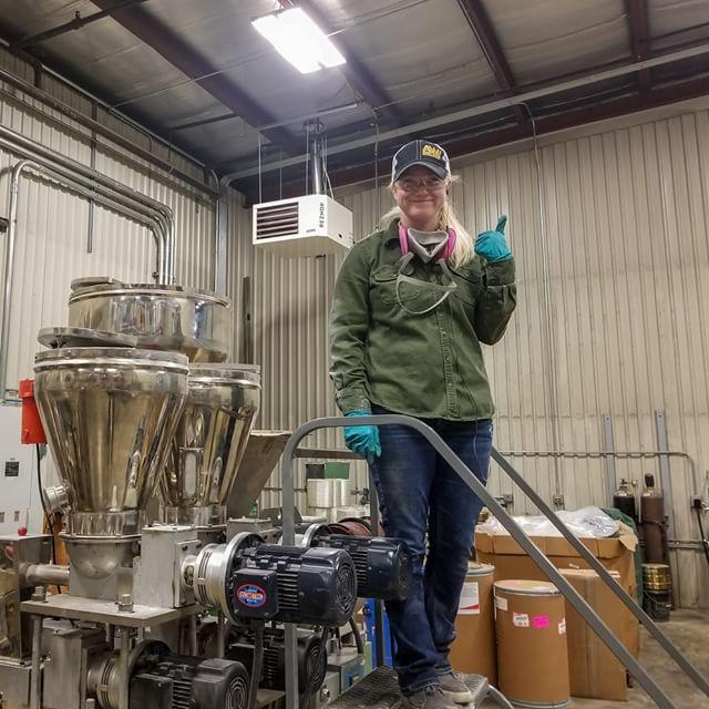 Hemp Plastic Manufacturing