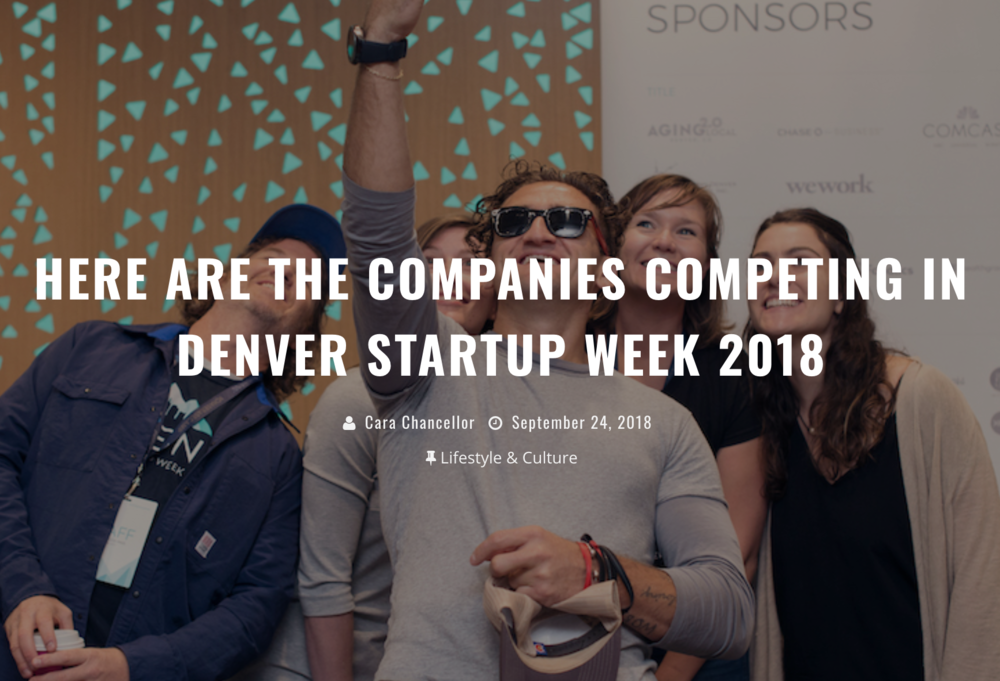DSW Pitch Challenge 2018