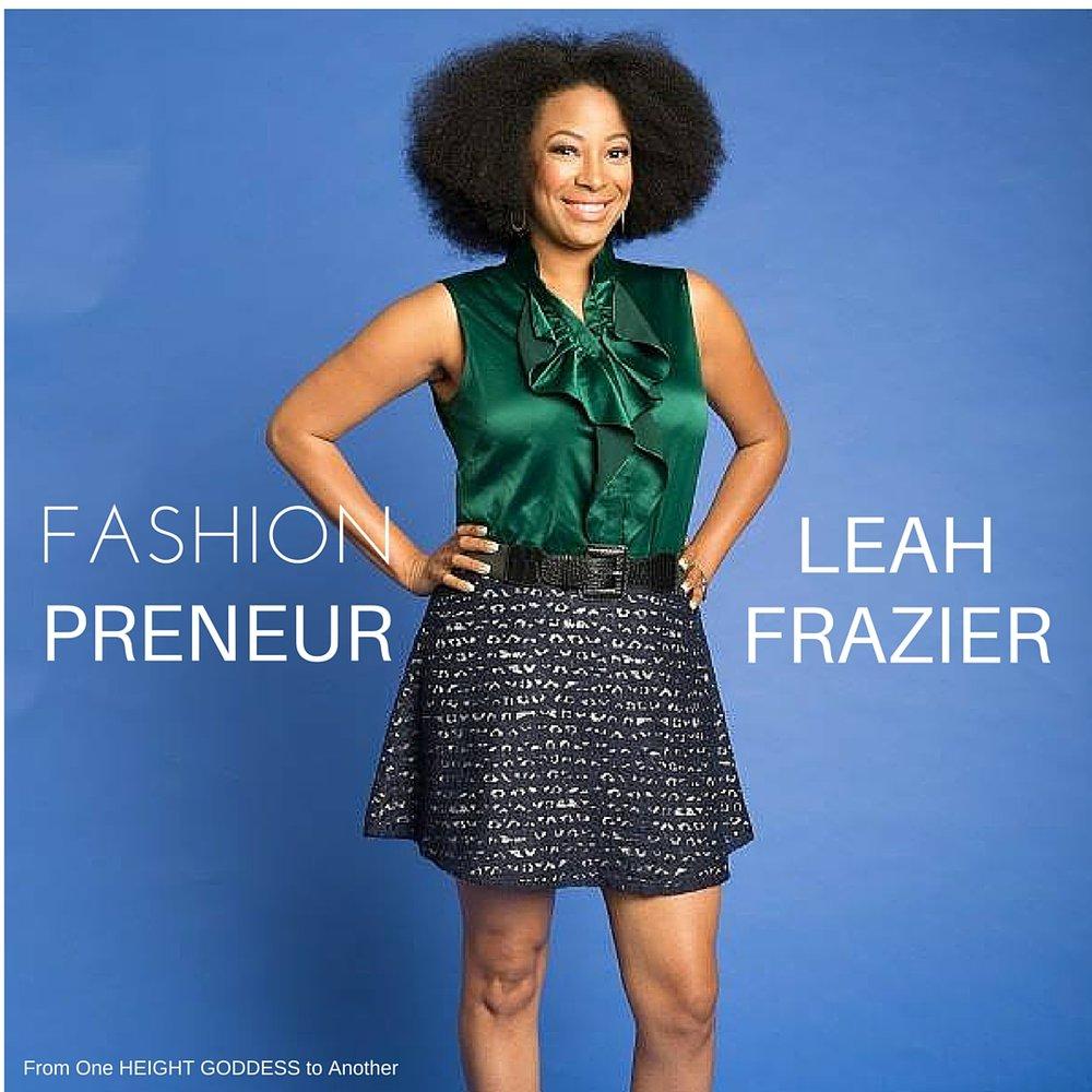 FashionPreneur Leah Frazier