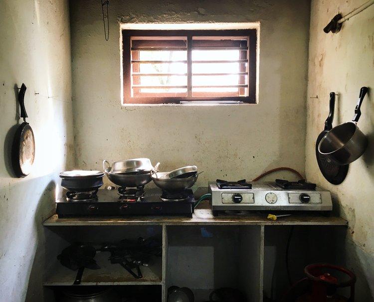 vaikom airbnb india - M Kitchen