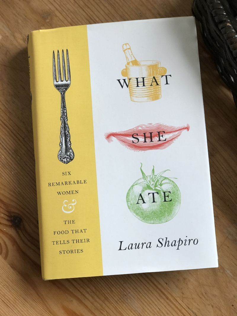 """""""But what struck me as I followed the paper trail through each life was that while extraordinary circumstances produce extraordinary women, food makes them recognizable"""" (7). -"""