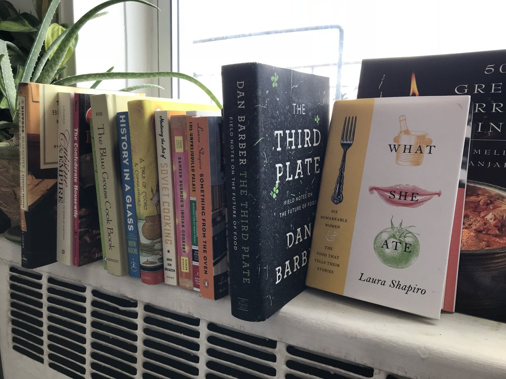 Feed Your Head - The MOT Bookshelf: A Spice Rack for the Mind