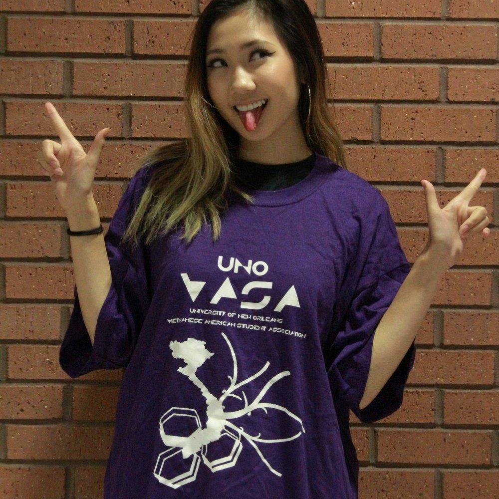 VASA goes purple -