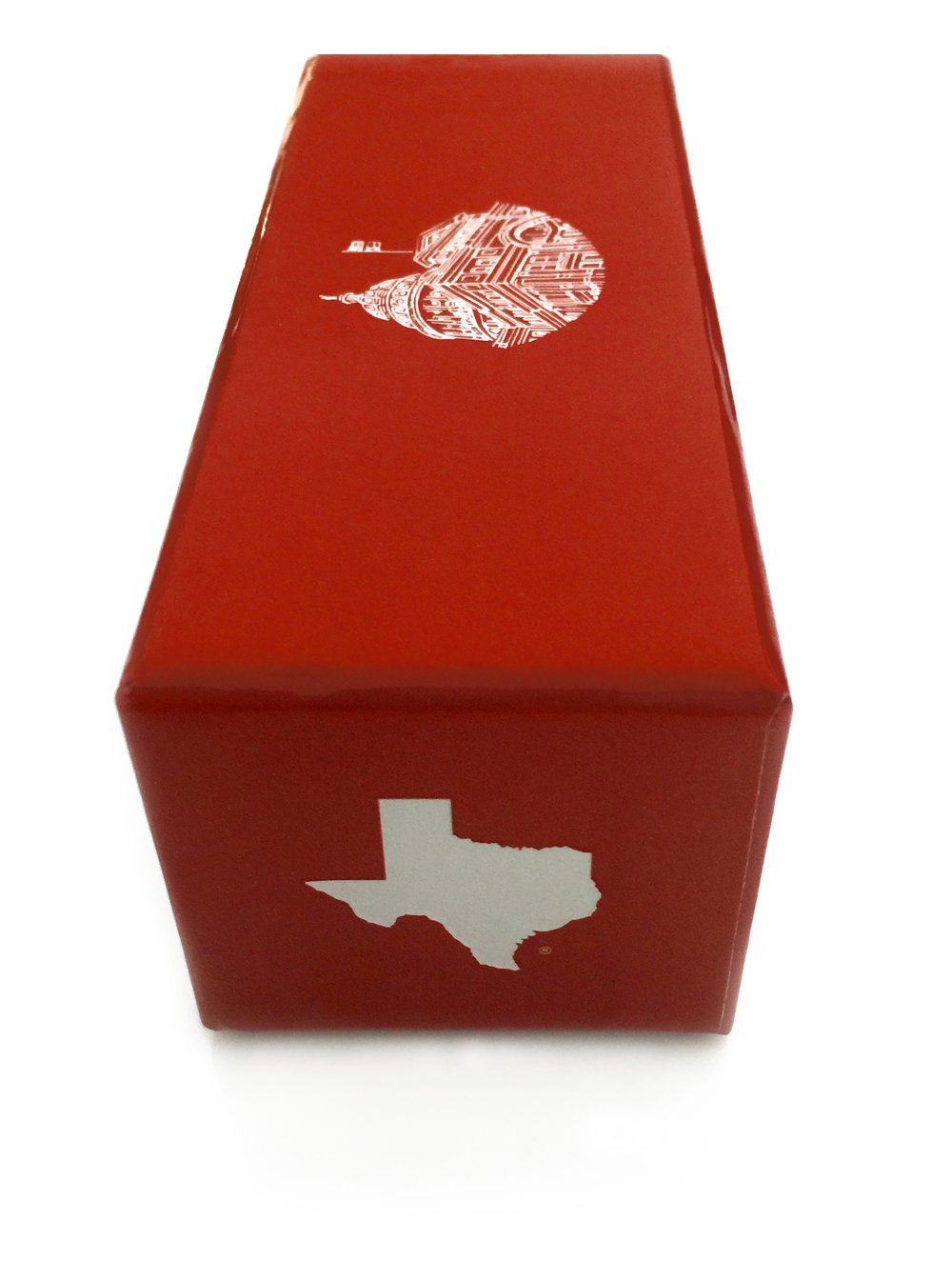 Copy of Texas Gold Round Box