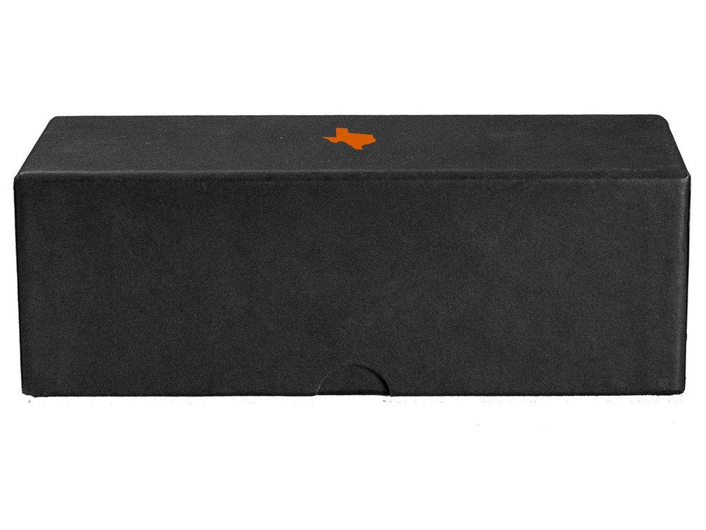 1 oz Silver Bar Box - Front