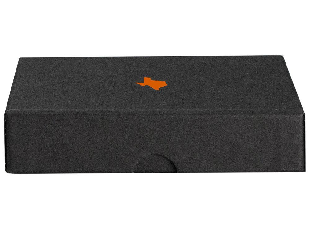 100 oz Silver Bar Box - Front