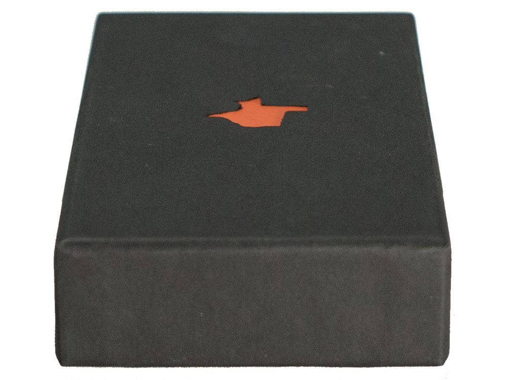 100 oz Silver Bar Box - Side