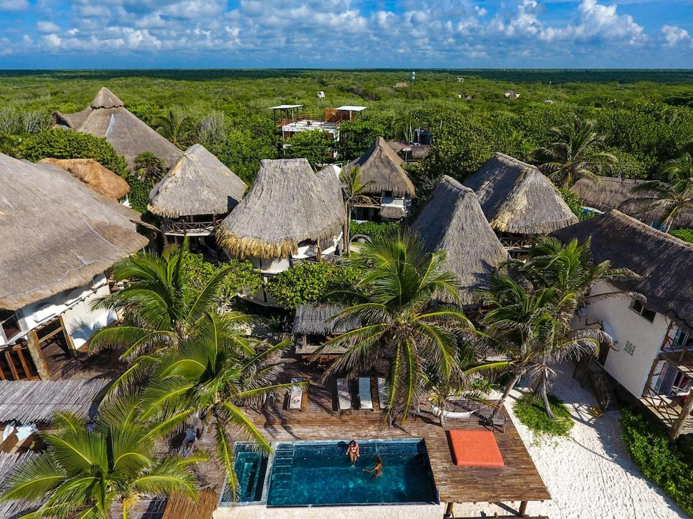 Our training will take place in the ancient potent city of Tulum near indigenous ruins and ceremonial sites