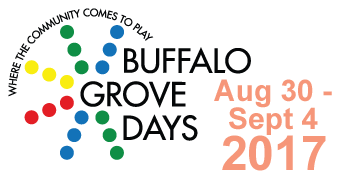 - Buffalo Grove Days will be from August 30th-September 4th 2017! Golden Wing Helping Hands will be at the event on Saturday September 2nd and Sunday September 3rd from 11am to 6pm and on Monday September 4th from 11am to 4pm! Find out more about Buffalo Grove Days by visiting their website! Contact us today if you want to volunteer at this spectacular event!