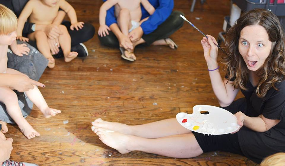 dear subpar art teacher we re here for you scribble art workshop