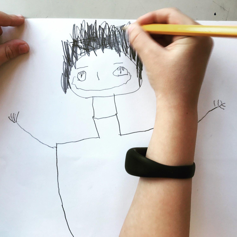 The Wonderfully Weird How To Teach Self Portraits Well Scribble