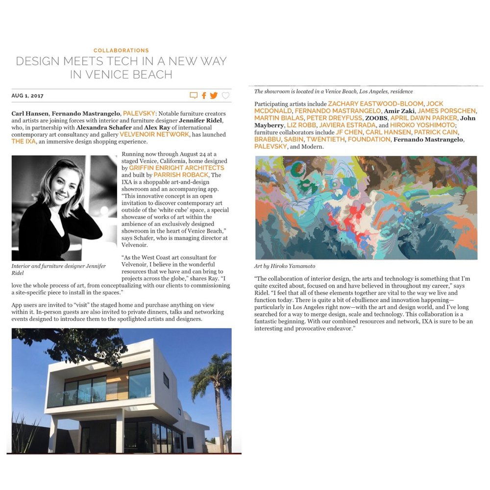 Design Meets Tech in a New Way, in Venice Beach_ Editor at Large