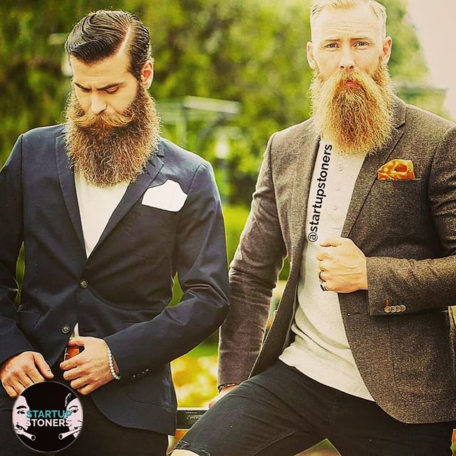 Whose ready for No Shave November?? Tag your friend with the most epic beard. #startupstoners #noshavenovember