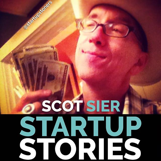 On this episode of #StartupStoners, Cody Chase and Brettski interview @ScotSier. Scot is the co-founder of Buddah Amplifiers and now makes music to go alongside his new apparel business Deep UnderCover. We discuss the risk of raising capital, combining music with cannabis, and the importance of cash flow in manufacturing.  Don't forget to subscribe to the #podcast on iTunes or Stichr! If you want to be on an episode of #StartupStoners #startupstories, go to our website (link in the bio) and fill out our submission form.
