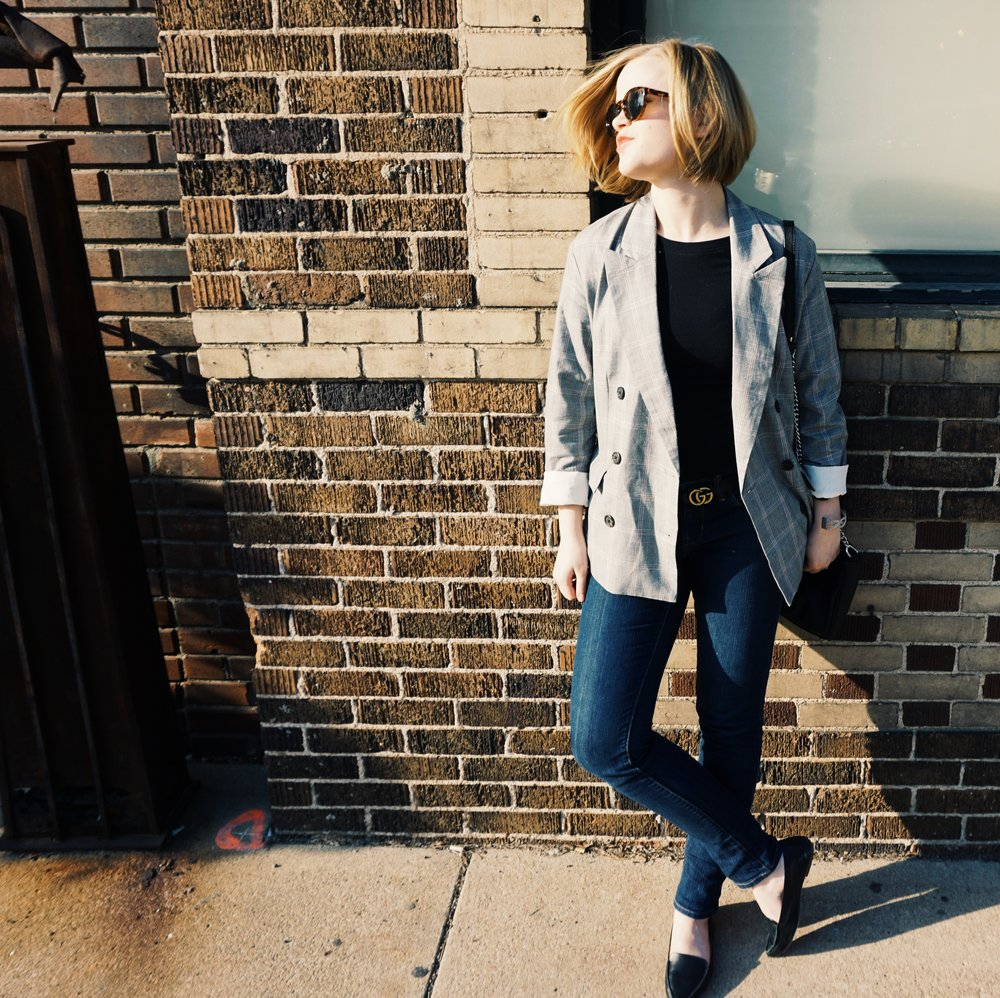 With-The-Specs | Affordable-Style-Blog | Affordable-Oversized-Blazer-2