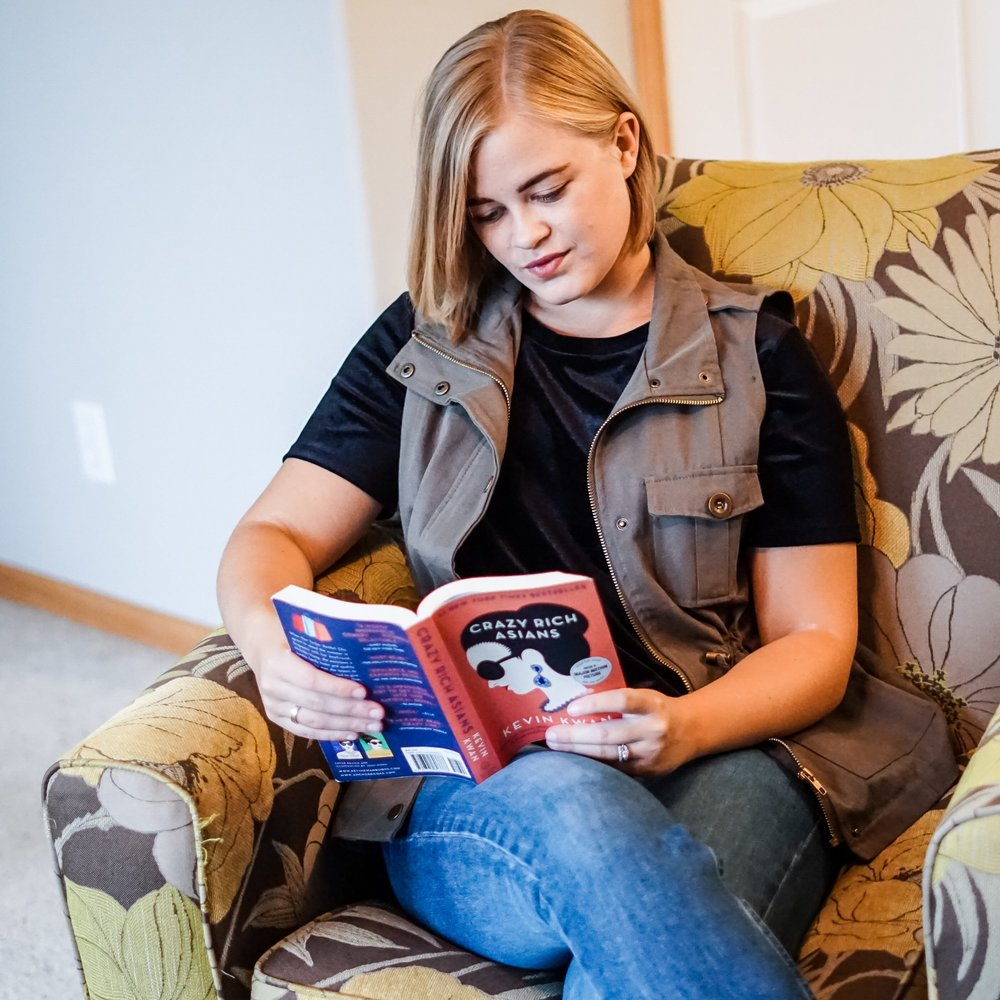 Readin' and whitenin'