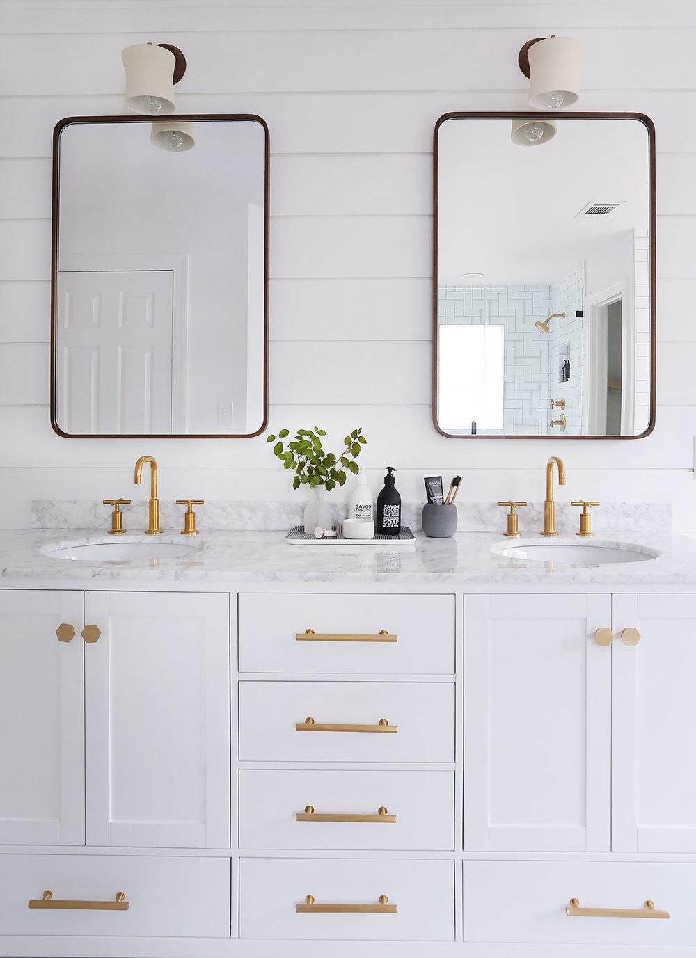 My master bathroom reveal! — Sunny Circle Studio