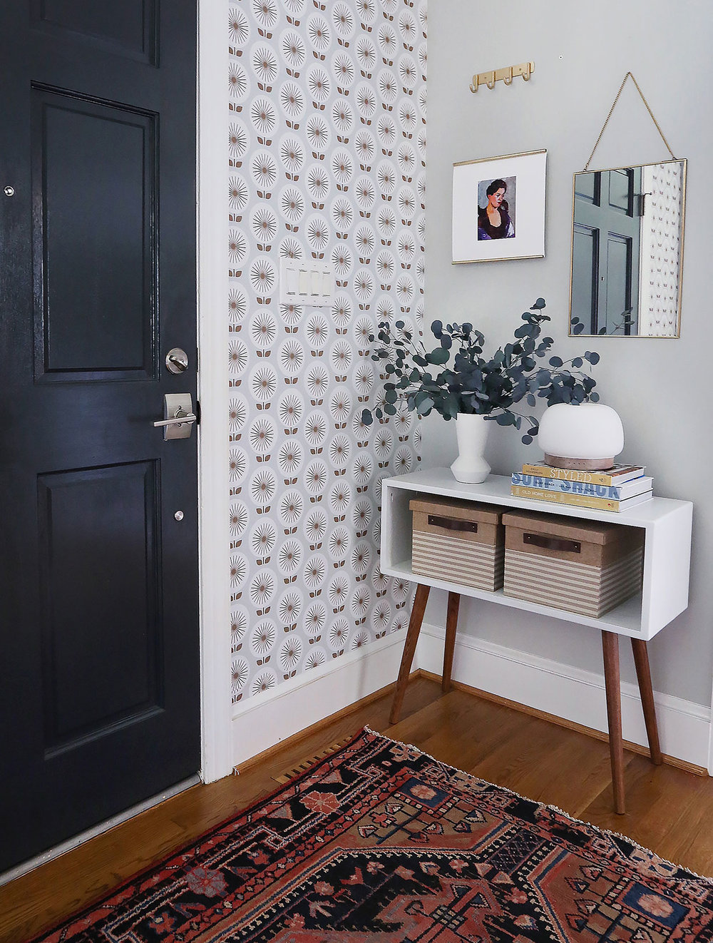 A Big Ol Removable Wallpaper Roundup