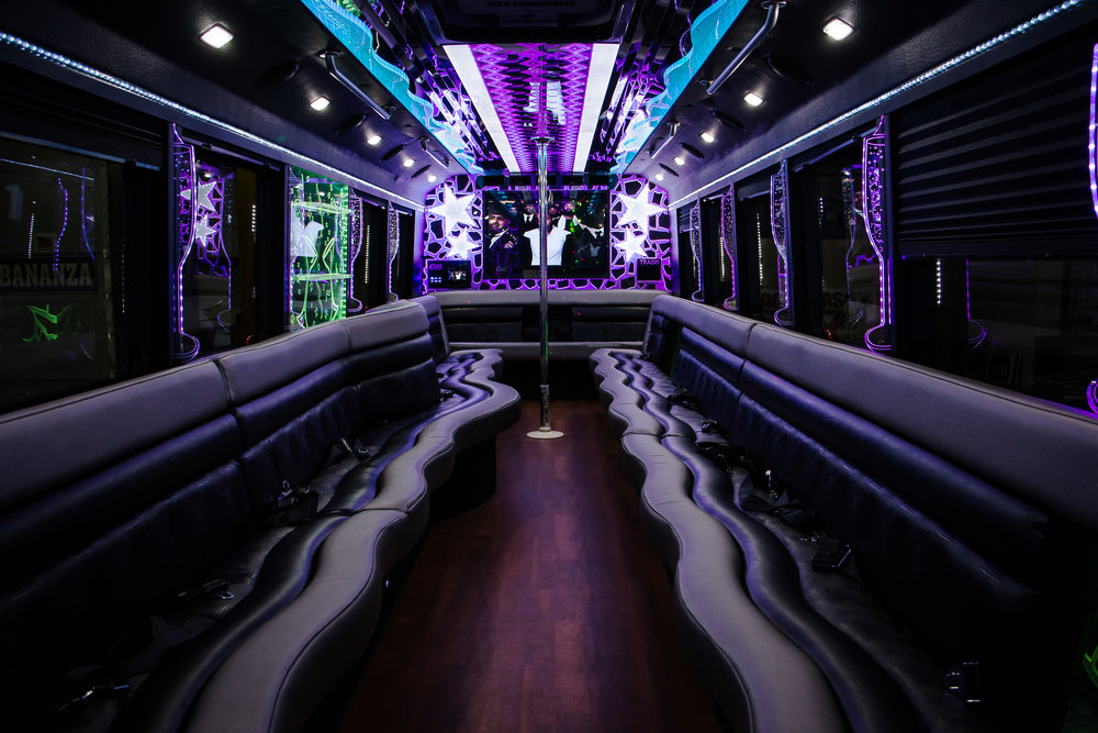 Party Bus: Seats 36