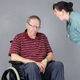 Nursing Home Abuse - Don't let your seniors suffer endlessly