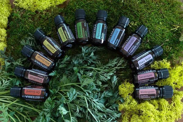 döTerra Essential Oils