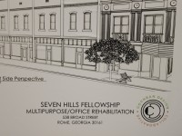 Seven Hills Fellowship Renovation Plan
