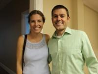 Bryan and Krista Jones