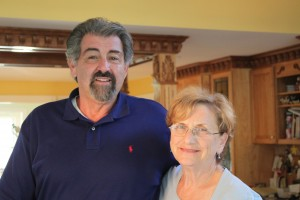 Jim and Rosemarie Manganello
