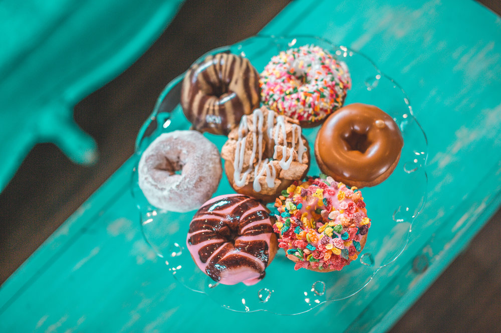 WHEEL HOUSE DONUTS - Product Photos