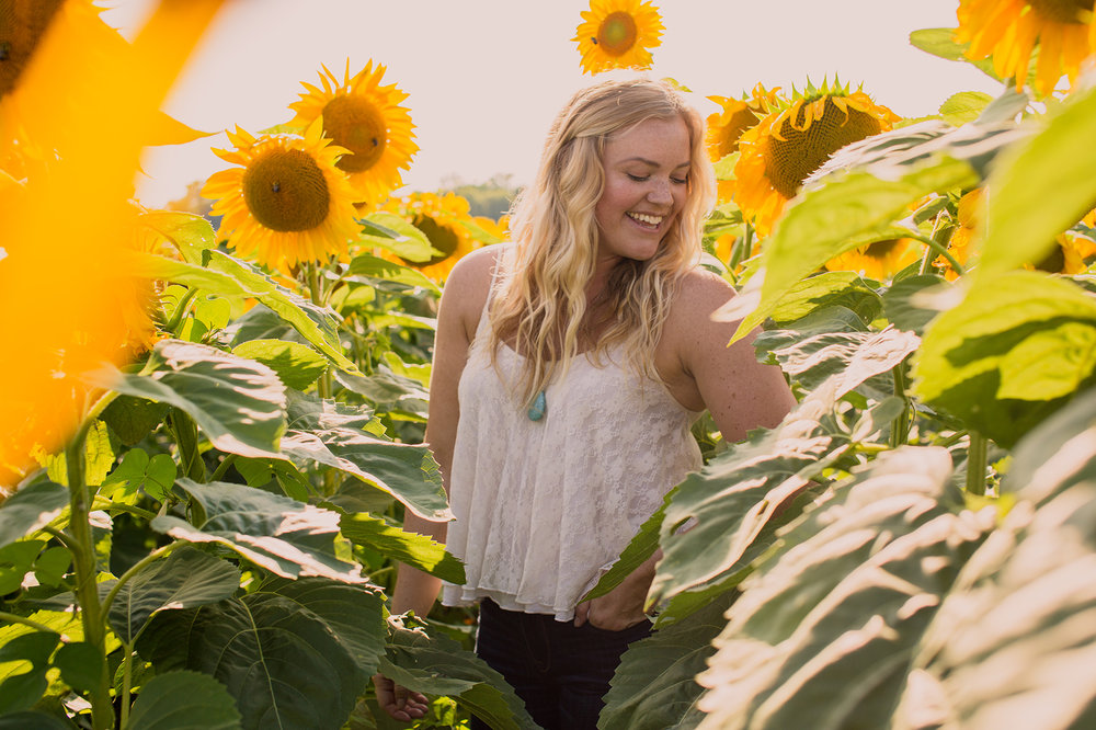 SUNFLOWER PATCH - Individual and Group Portraits