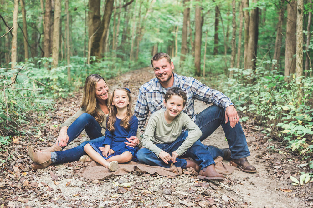 BRANSON FAMILY - Family Photo Session