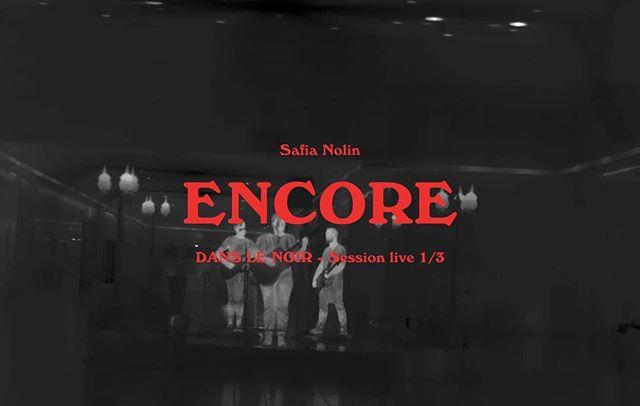 """""""Encore"""" @jfsuave + @safianolin = 👻  #thermalcamera"""