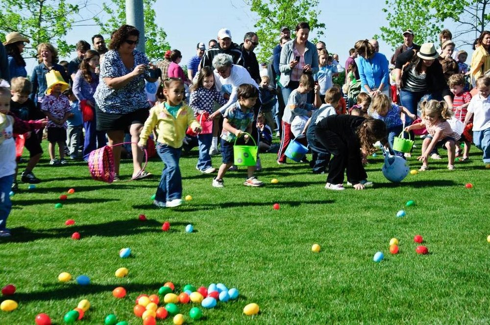 City of Coppell's EGGstravaganza - Age(s): All AgesWhen: Saturday, March 31stWhere: Wagon Wheel Park, 345 Freeport Parkway, CoppellTime: 10:00AM-12:00PMLink: Coppell