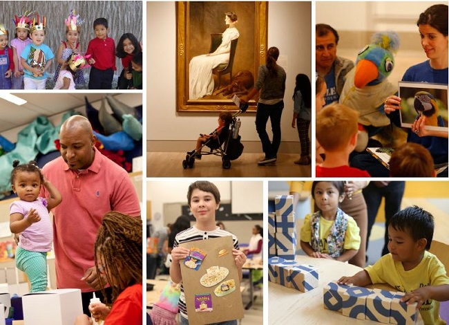 DMA - Go for the art or attend an event -