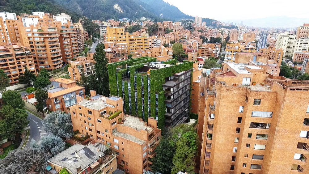 Edificio Santalaia. Bogotá-Colombia