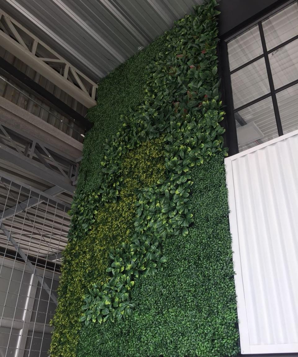 Jardines Verticales Artificiales Bioparametro