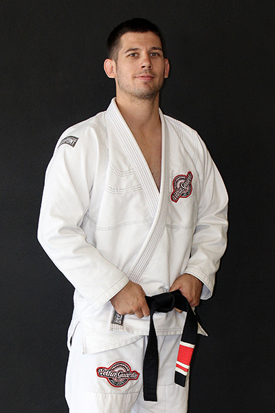 Mike Braswell - Owner and Head InstructorMike is the Owner and Lead Instructor at Bossier Jiu-Jitsu. He is a Gracie Jiu-Jitsu Black Belt under 3rd Degree Black Belt Professor Allen Hopkins. His training in martial arts Began in 1999 and in Gracie Jiu-Jitsu in 2003. In 2006, Mike dedicated his full time and devotion to Jiu-Jitsu and started assisting as an instructor. From 2006-2010, he was active in MMA and as a professional from 2007-2010 fighting on Bellator 9 and 18. Mike has also competed at many Jiu-Jitsu tournaments, and is a former Louisiana, Texas, and Arkansas State Champion. Mike holds a Masters degree in Exercise Physiology and is a Certified Strength and Conditioning Specialists (CSCS) through the National Strength and Conditioning Association (NSCA).