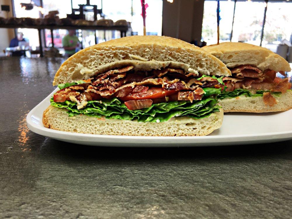 Tennessee BLT Sandwich