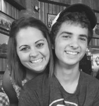 Amy and son Jacob