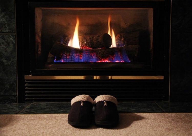 slippers by fire.JPG