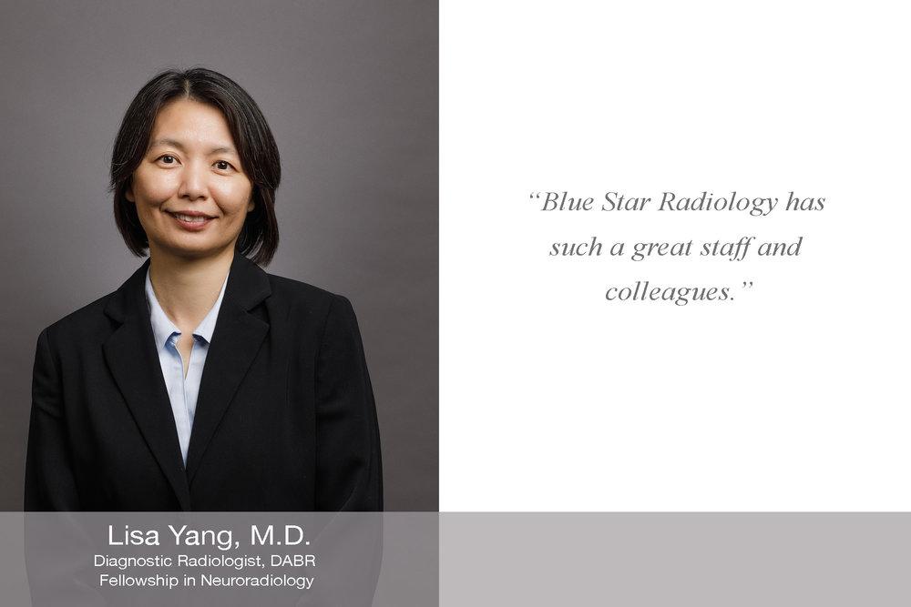 Lisa Yang M.D.