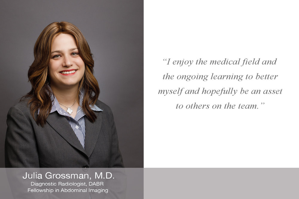 Julia Grossman M.D.