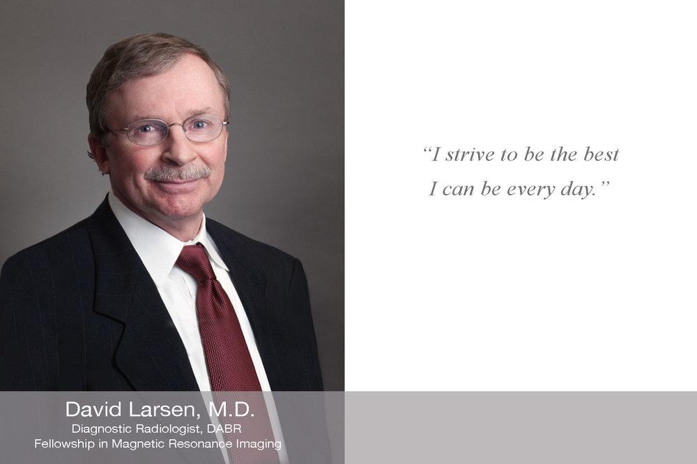 David Larsen M.D.