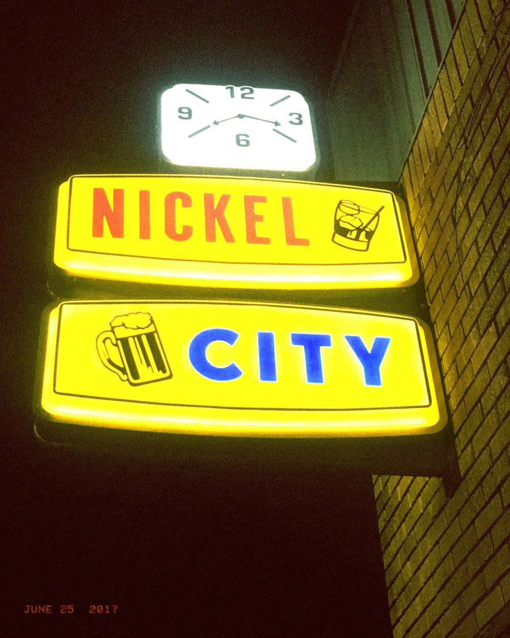 Nickel City Bar Austin Texas Mixed Drinks Cold Beer