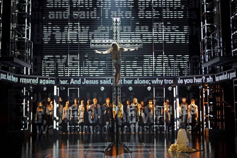 Jesus Christ Superstar (Broadway) | Set Designer: Robert Briil