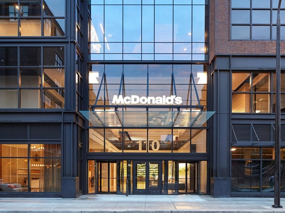 MCdonalds: HQ - Chicago, IL