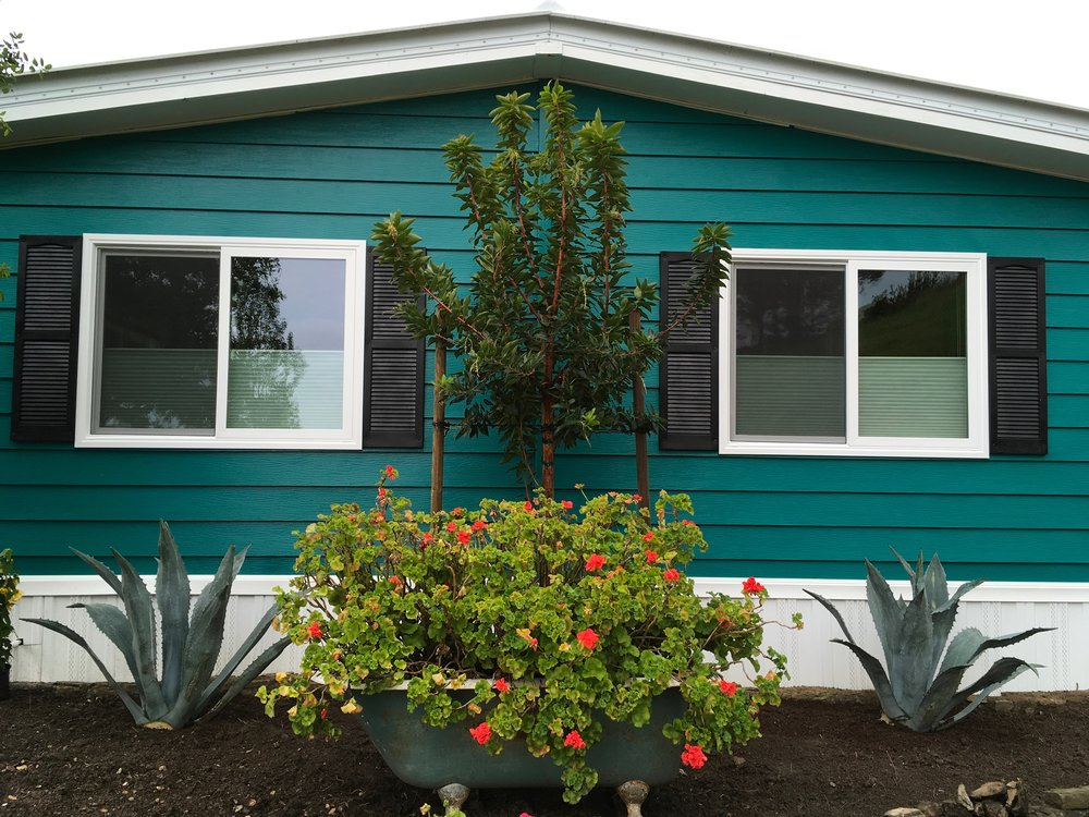 Bold Mobile Home Exterior Colors By Kelly