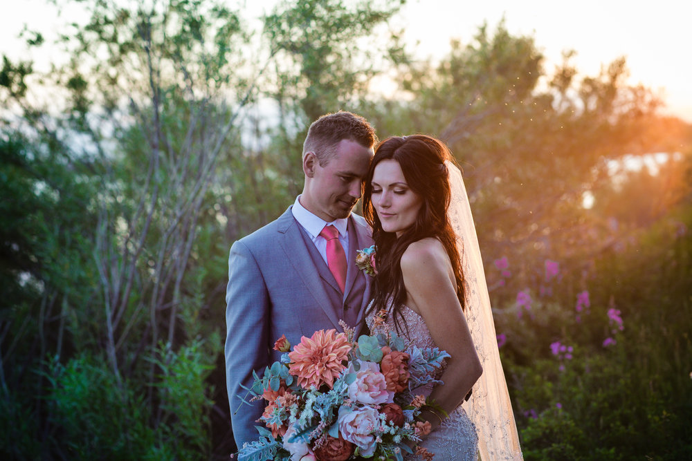 Courtney Volksen Photography | Idaho Summer Wedding & Bridal